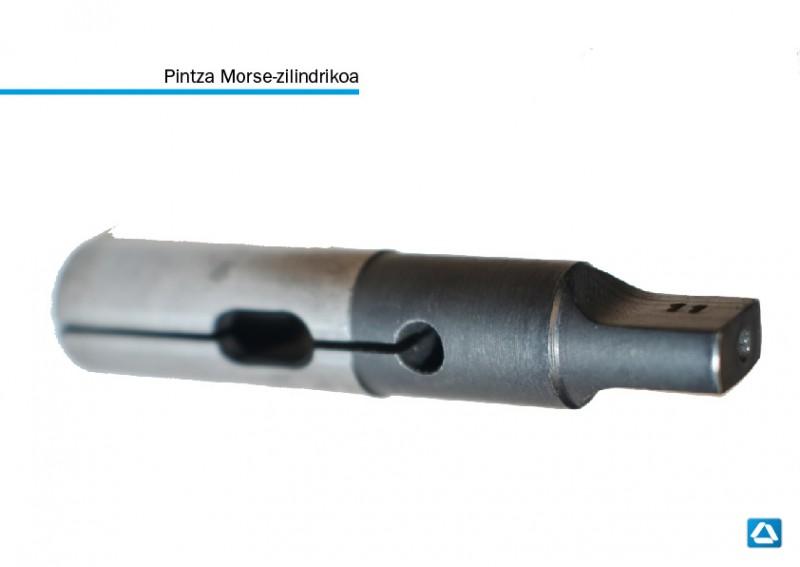 Pintza Morse-zilindrikoa